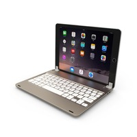 Hot Selling Magnetic Metal Slotted Slot Bluetooth Keyboard for Samsung Galaxy Tab S2 9.7 T810 T815 T819 Spindle Keyboard