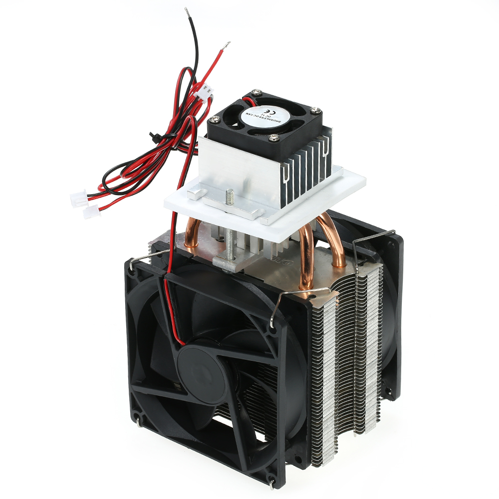 Diy Dehumidifier Us 24 05 47 Off 12v 6a Diy Refrigeration Semiconductor Kit Electronic Cooler Dehumidifier Cooling Module High Cooling Efficiency In Power Tool