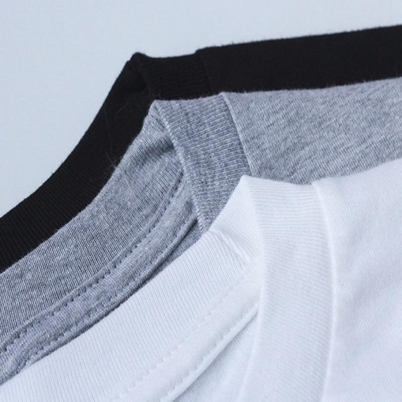 Neue Herrenmode Kurzarm T-Shirt Herren Neue lustige Calvin und Hobbes - Herrenbekleidung - Foto 2