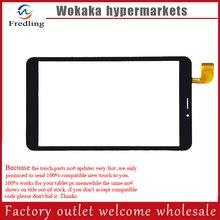 Gratis película + pantalla táctil de 8 pulgadas, 100% Nuevo para el Prestigio de GRACIA 3118 3G PMT3118_3G PMT3118 panel táctil, Tablet PC digitalizador sensor