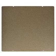 3D Printer Accessories Double Sided Textured Pei Spring Steel Sheet Powder Coated Build Plate For Prusa I3 Mk2.5S Mk3 Mk3S