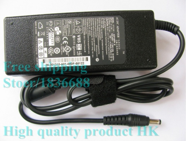 Free19V 4.74A For Lenovo IdeaPad U410 laptop Power supply Adapter battery charger