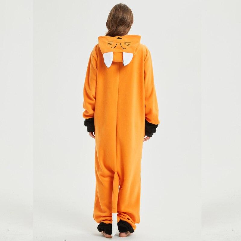 fox kigurumi pajamas for adult