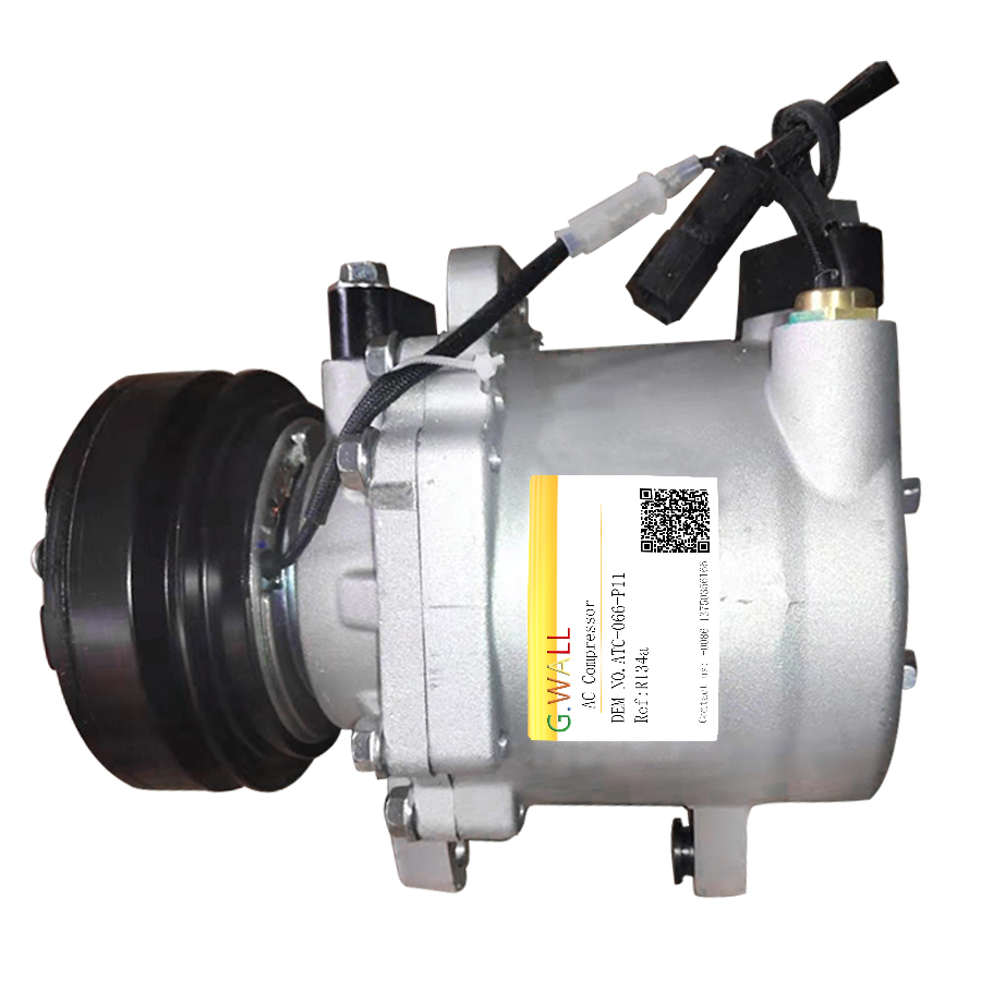 New High quality Car A/C Compressor Clutch For DFSK Minibus OEM ATC 066 P11 Air-conditioning Installation     - title=