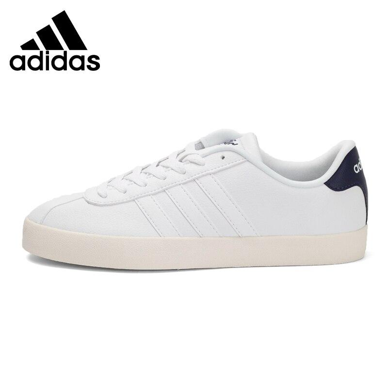 Prix pour Original Nouvelle Arrivée 2017 Adidas NEO Étiquette VLCOURT VULC Hommes de Planche À Roulettes Chaussures Sneakers
