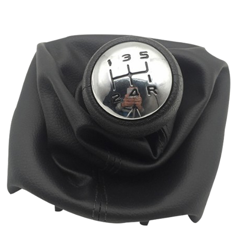 Gear-Shift-Knob Cover Peugeot 307 5-Speed with Dust
