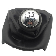 5 Speed Gear Stick Shift Knob handle And Fabric Gear Shift Knob For Citroen C2 C4 Picasso For Peugeot 206 306 307 308 3008 6 speed car gear shift knob shifter stick head for peugeot 307 308 3008 407 5008 807 partner b9 tepee citroen c3 c4 c8 picasso