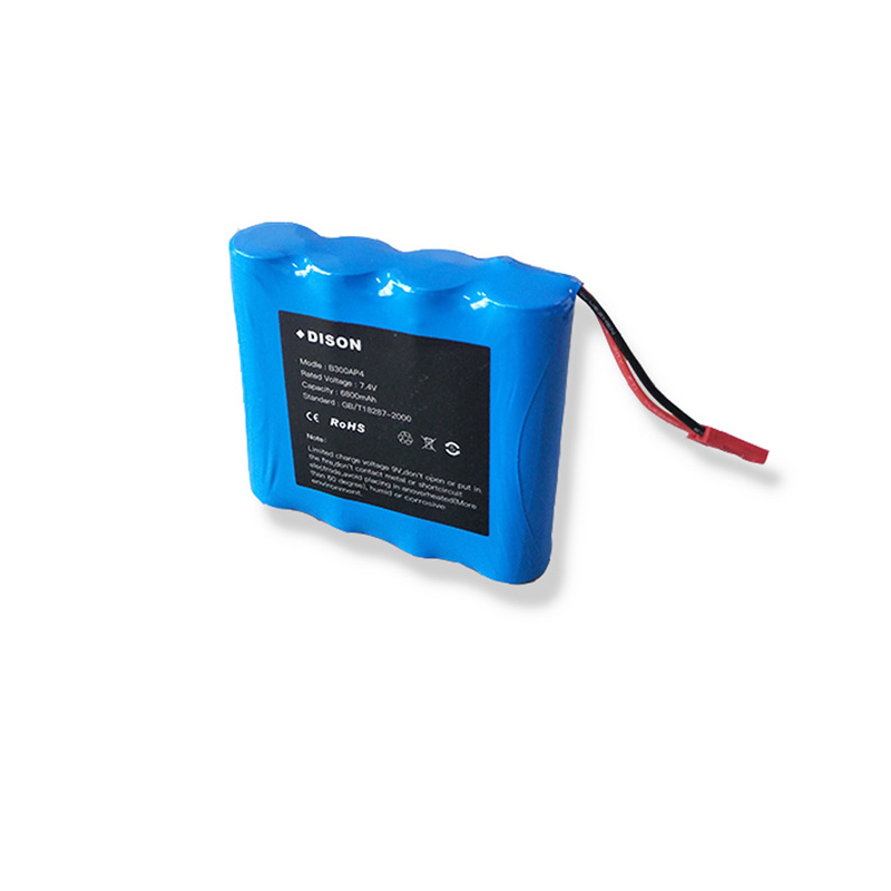 Bc 300B internal battery 6800mAH work about 8 hrs