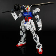 New Arrive 1 Pcs Japanese Black Metal Alloy Heavy Blade Sword Accessorie for 1/144 HG/RG MG Unicorn Gundam Action Figure Toy