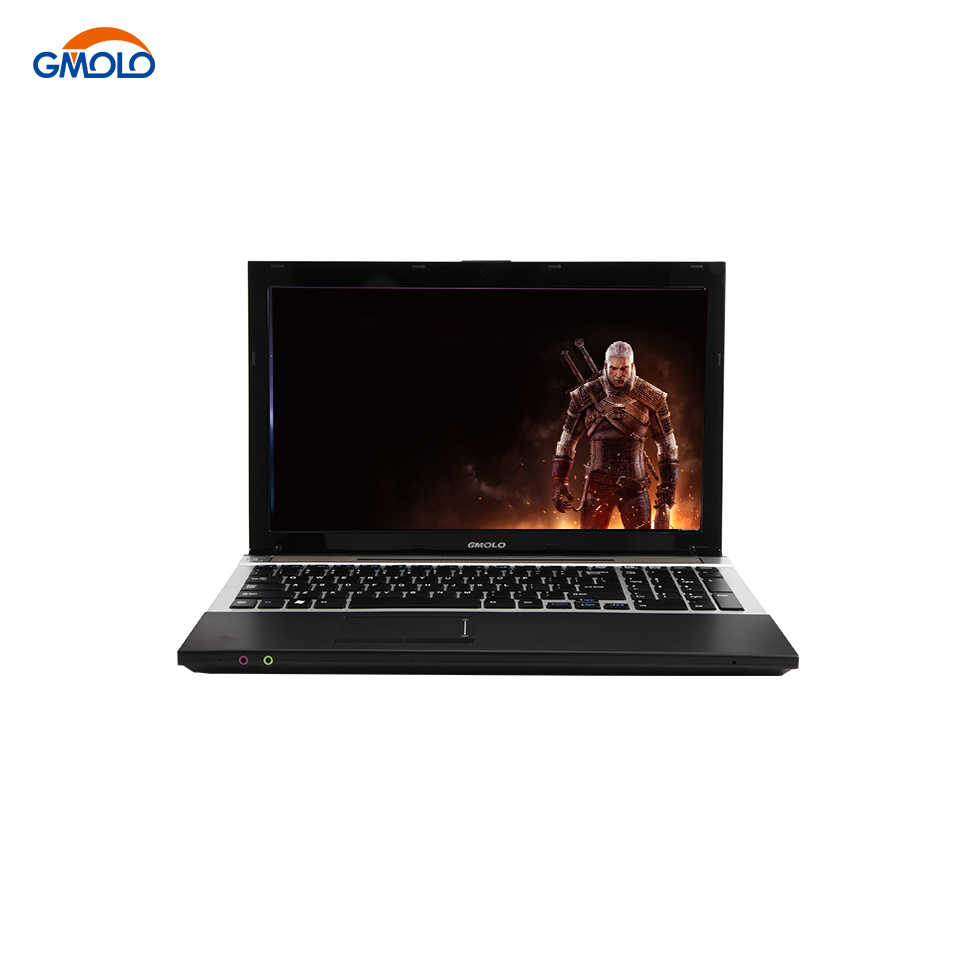 15.6 Inch Intel Core I7 Gaming Notebook Komputer 8 GB Ram 240 GB SSD 1920*1080 FHD Layar Windows 10 Laptop
