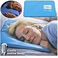 Verano Chillow Cojín Terapia Dispositivo de Ayuda Para Dormir Estera del Cojín de Inserción Muscular Alivio de Refrigeración Almohada