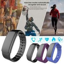 Новые Лучшая цена! Bluetooth 4.0 LED Водонепроницаемый Смарт наручные часы браслет спортивные часы Бесплатная доставка NOM15