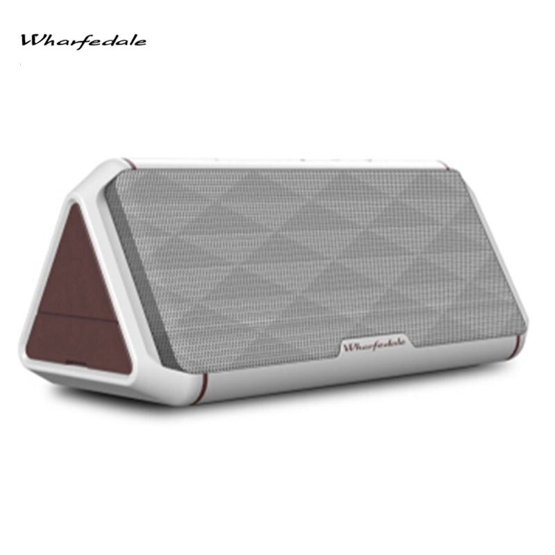 Wharfedale Versa Portable Bluetooth Speaker Music Sound System Waterproof Wireless Stereo Mini Amplifier BT Outdoor Speakers getihu portable mini bluetooth speakers wireless hands free led speaker tf usb fm sound music for iphone x samsung mobile phone