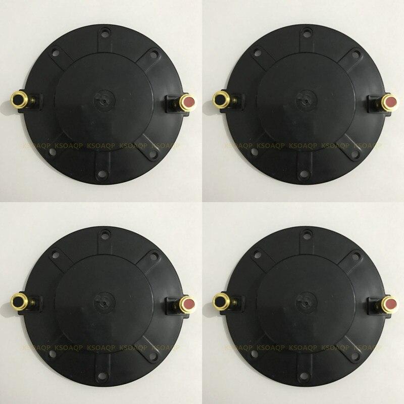 Bescheiden 4 Stücke Membran Horn Für Behringer B215xl 44t30d8 8 Ohm 44t3018 44t30h8