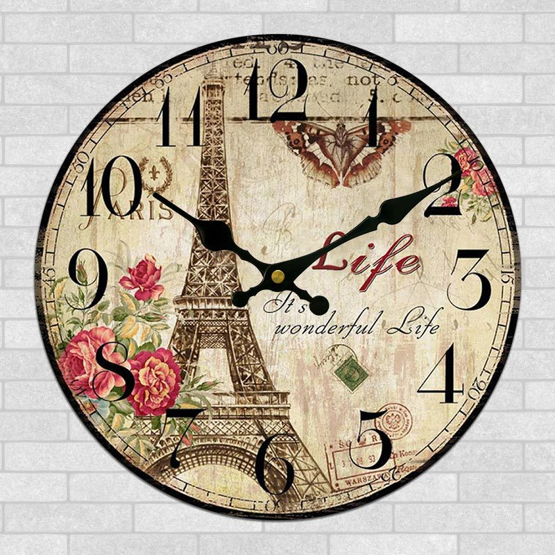 World map large decorative wall clock modern design fashion silent world map large decorative wall clock modern design fashion silent meeting room wall decor clocks home decoration watch wall in wall clocks from home gumiabroncs Gallery