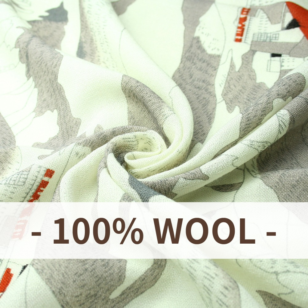 Marque de luxe Plaid cachemire hiver femme Poncho écharpe femme surdimensionné couverture d'emballement laine Cape femmes Pashmina châles et écharpes - 5