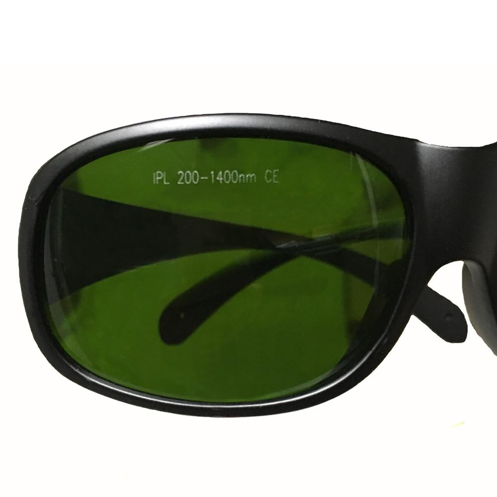 Okulary ochronne IPL 200-1400nm Ochrona laserowa Okulary Laserowe - Bezpieczeństwo i ochrona - Zdjęcie 2