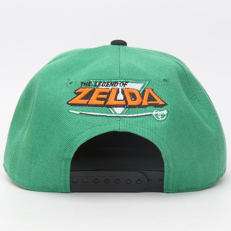 Rick and Morty Hats super mario Caps Adjustable Cotton Baseball hat Cap Snapback The Legend of Zelda Link Hat plush toy 5