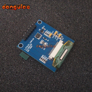 Image 4 - dongutec 1.5 inch 7PIN Full Color OLED module Display Screen SSD1351 Drive IC 128(RGB)*128 SPI Interface for 51 STM32 Arduino