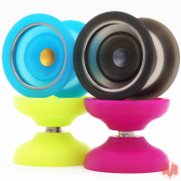 YOYO EMPIRE North Wind Pro II YOYO CNC metal ring Yoyo for Professional yo yo player Metal and POM Material Classic Toys