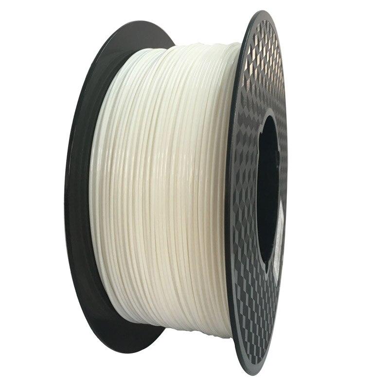 3D Printer filament PLA 1.75mm 1KG White Black Green 3d Printing Material green sunlu 3d printer filament color pla 1 75mm 3 0mm 1kg