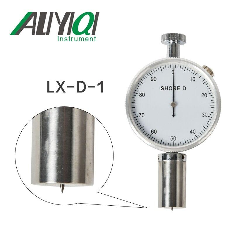 LX-D-1 shore hardness tester Durometer цена