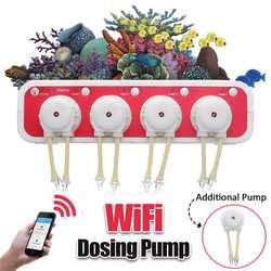 Wifi Dosierung Pumpe Automatische Titration Pumpe, Schlauchpumpe. Dosierung Pumpe, Aquarium Automatische Infusion Maschine