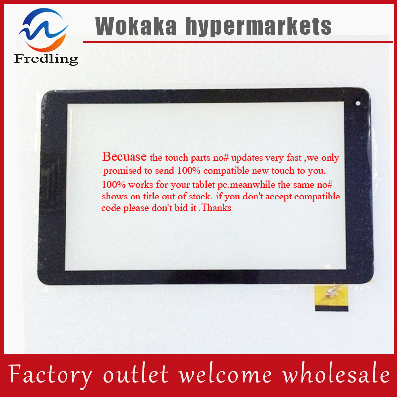 Free Shipping New 10.1'' for wolder mitab Oregon Tablet Touch Sensor Screen Digitizer Sensor lens via Post with tracking No. witblue new touch screen for 10 1 wolder mitab in 101 tablet touch panel digitizer glass sensor replacement free shipping