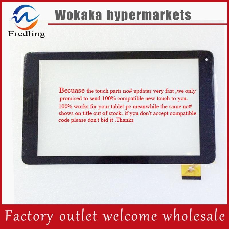 Free Shipping New 10.1'' for wolder mitab Oregon Tablet Touch Sensor Screen Digitizer Sensor lens via Post with tracking No. free shipping tracking no 100