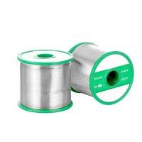 0.5mm/0.6mm/0.8mm/1mm/1.2mm Tin Solder Wire Spool Reel Solder Core Flux Soldering Welding Wire Electric Iron Wire Reel