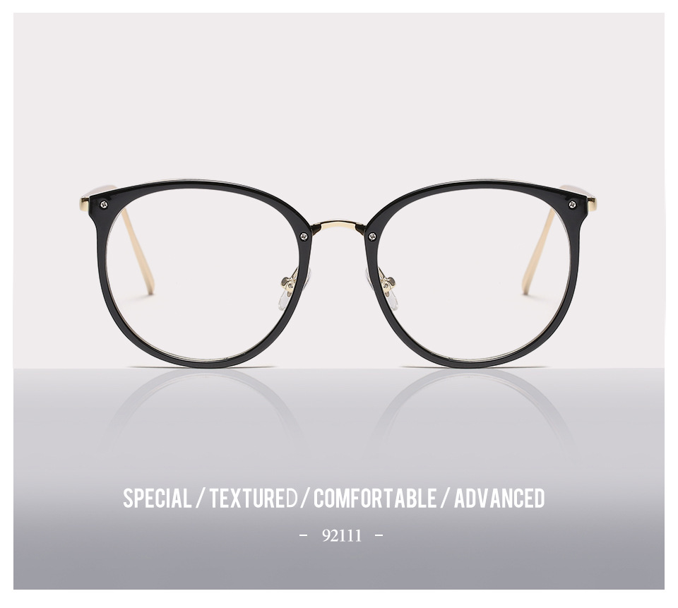 CCSPACE Ladies Round Glasses Frames For Women GORGEOUS Celebrity ...
