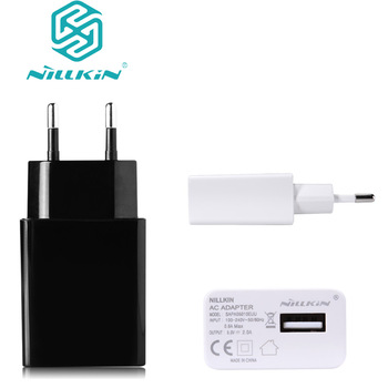 Nillkin Charger USB Plug FCC CE 5V 2A US EU Europe Standard AC Adapter For Apple iPhone X 8 7 Plus Samsung Xiaomi Lenovo Huawei