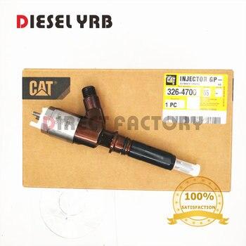 Caterpillar c6, c6.4, 320d 굴삭기 용 320d 굴삭기 용 정품 및 신규 오리지널 인젝터 326-4700 3264700