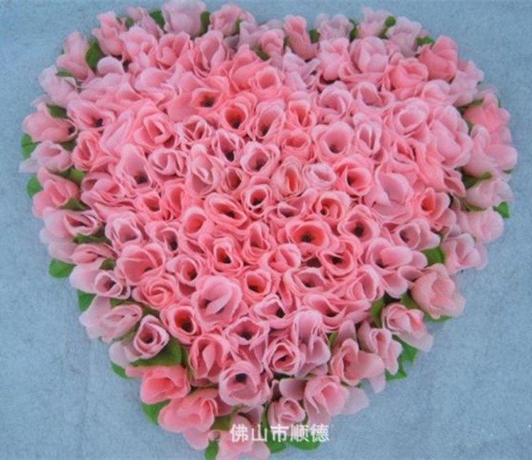 40x37cm silk rose wedding car decorations artificial flower door 40x37cm silk rose wedding car decorations artificial flower door wreath for mariage voiture decor red pink guirlandas para porta in artificial dried junglespirit Choice Image