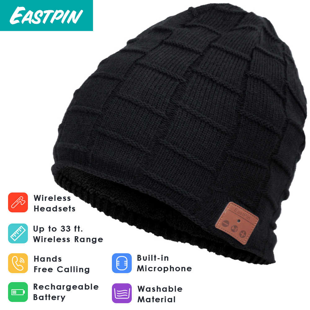 458064c7542ec Detail Feedback Questions about Wireless Bluetooth Beanie Winter Hat with  Bluetooth Headphones Supports Hands free HD Music   Calling