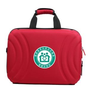 Image 4 - Große Kapazität Wasserdichte Emergency First Aid Kit Leere Tasche Überleben Kits Medizinische Rettungs Reise Trocken Taschen Outdoor Camping