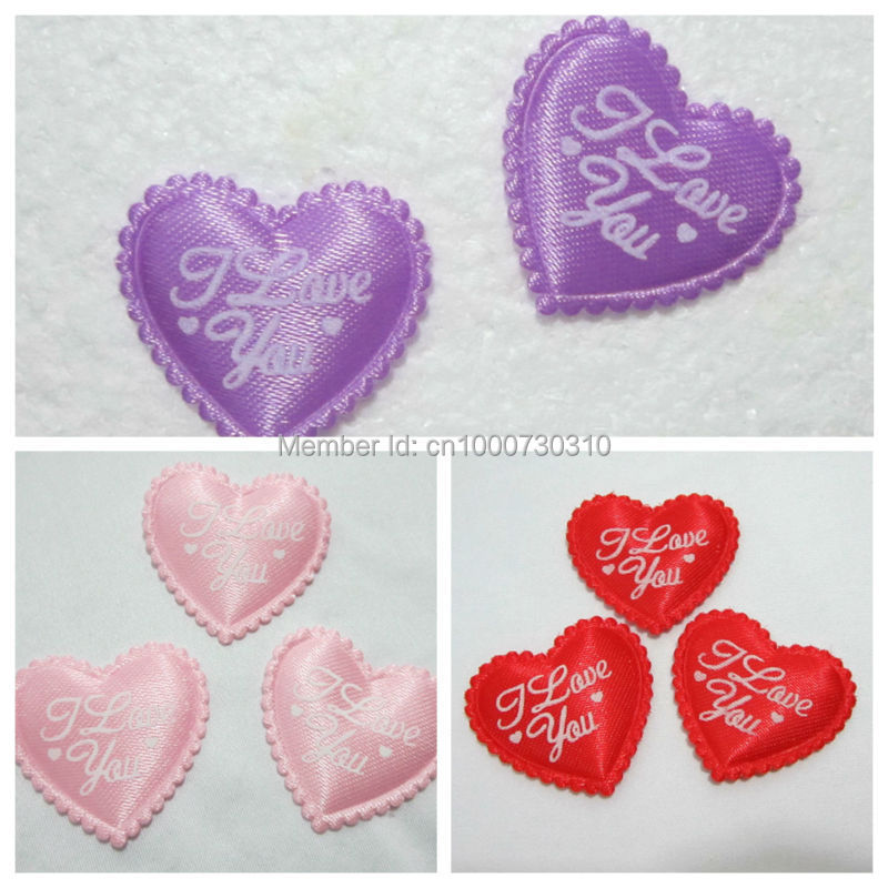 Applique crafts wedding decoration scrapbooking 20pcs for Applique decoration