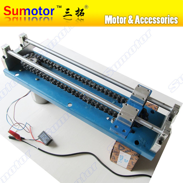 Ac 220v 240v 25w automatic linear motion reciprocating for 240v motor speed controller