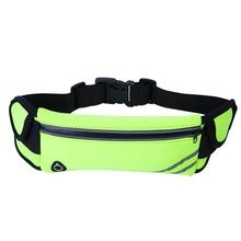 Wholesale Waterproof New Men Casual Waist Pack Bag Lycra Shoulder Fanny Pack Women Belt Bag Pouch Money Phone Bum Hip Bag
