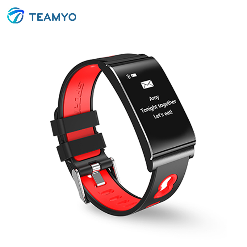 Teamyo N9 Waterpfoof IP67 Smart band Watches Blood Pressure pedometer smart activity trackers bracelet heart rate monitor band