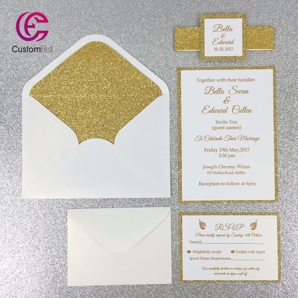 ₪30 unids/lote oro revestimiento brillo envuelve con brillo dos ...