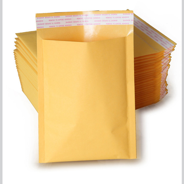 10pcs lot bubble mailers padded envelopes packaging shipping bags