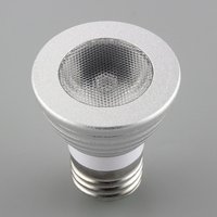 5 PCS 5W E27 Multi Color Change RGB LED Light Bulb Lamp with Remote Control