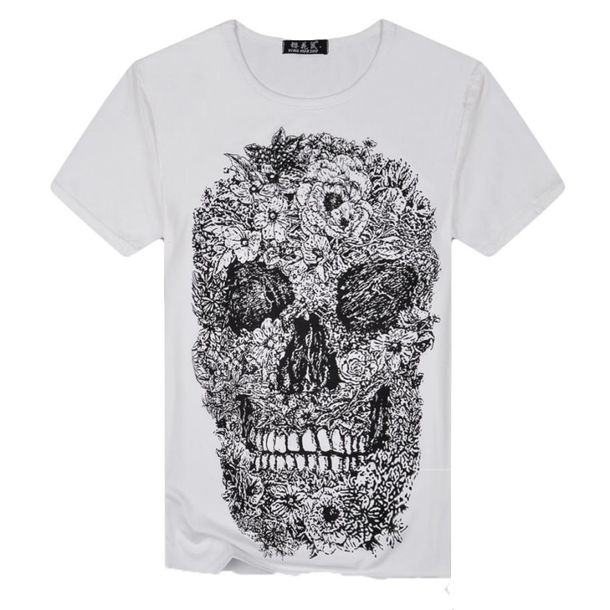 44ab649a24b3 best top t short skull list and get free shipping - 72fbj116