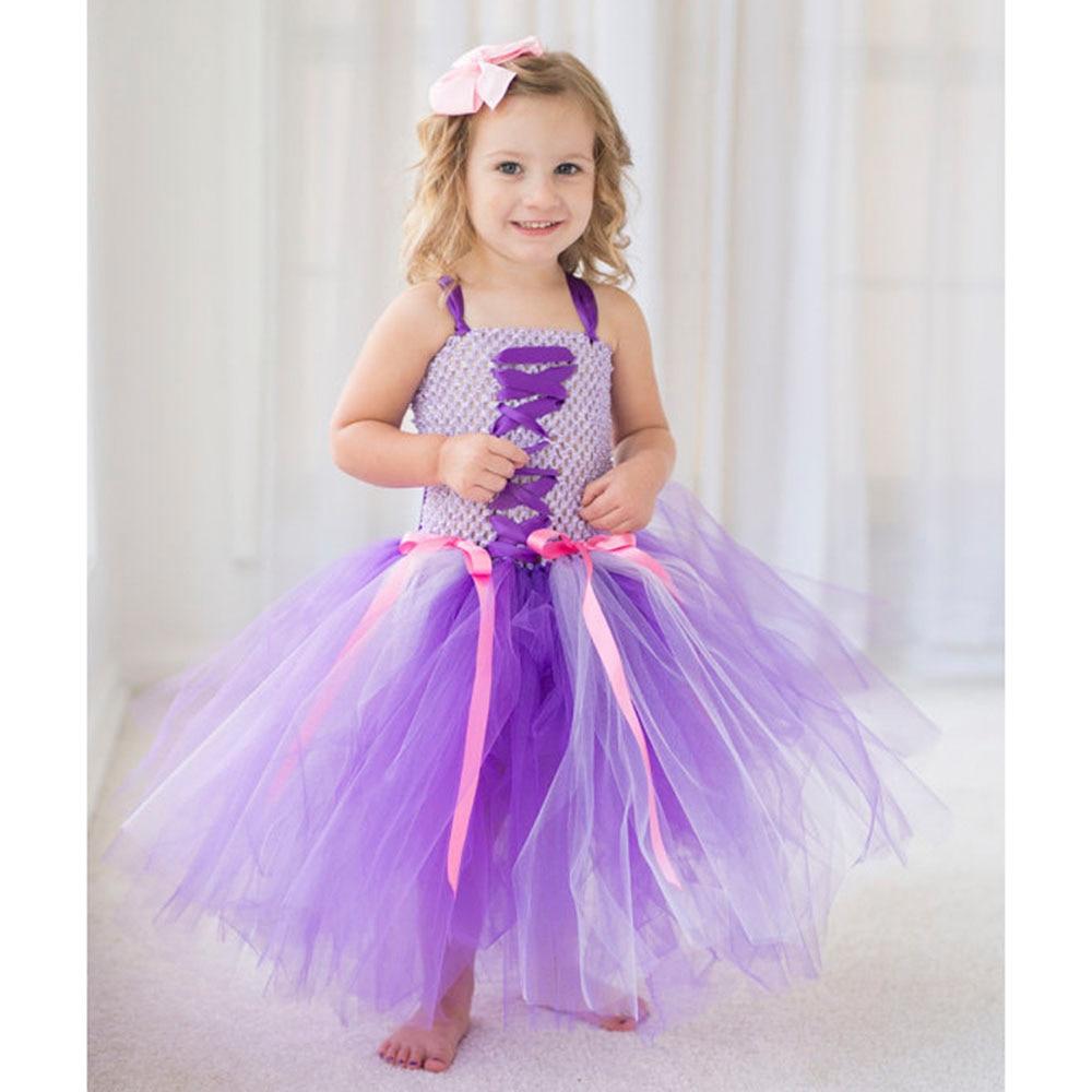 Más nuevo Cosplay princesa vestido Sofia dormir Niñas vestido para ...