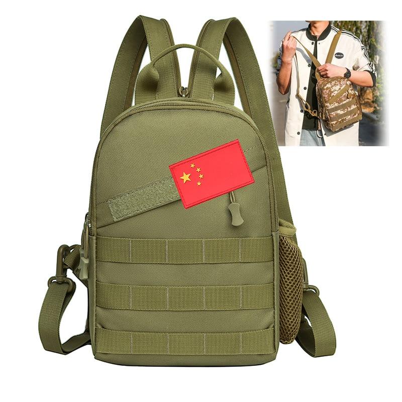 Fishing Backpack Fish Bag Military Pack Shoulder Rucksacks for Men Travel Climbing Camping Outdoor Tas Articulos De Pesca XA12G
