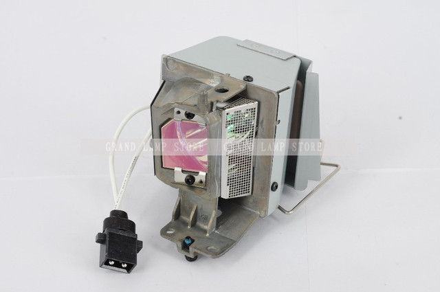 100% New UHP Replacement Bare lamp with housing SP.70701GC01 Bulb ...