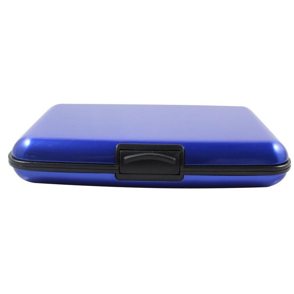 ALUMINUM WALLET Credit Card Holder Business Card Holder ID Holder Waterproof