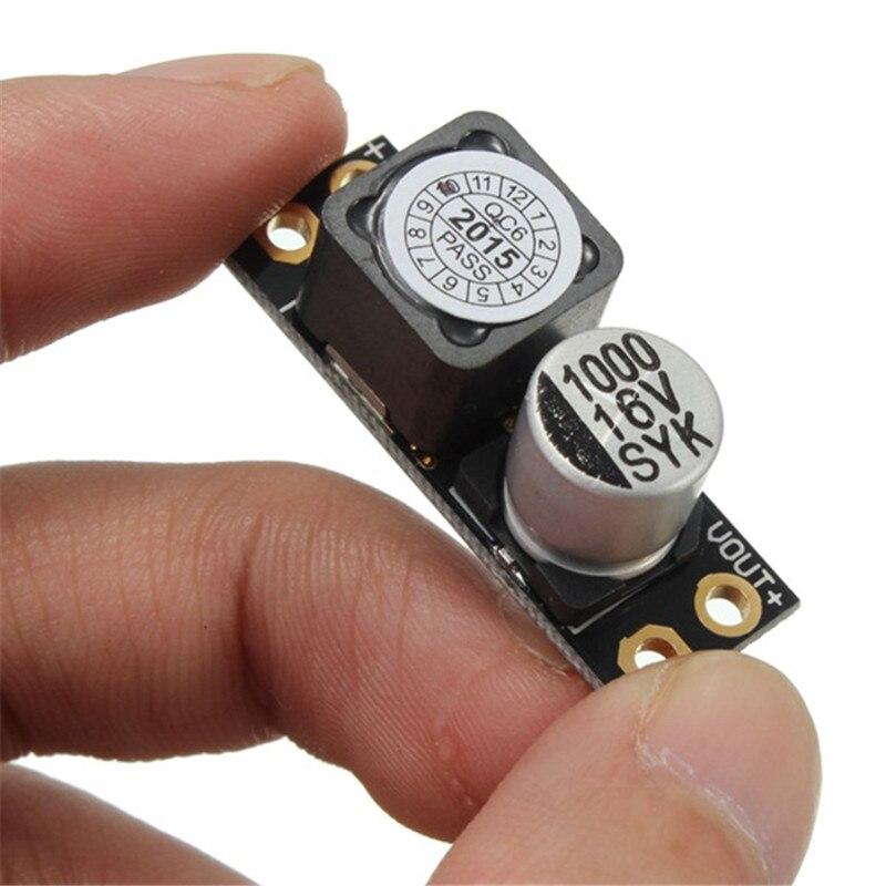 LC Puissance Filter-2A RTF LC-FILTER (3A 2-4 S) LC Module Lllustrated Éliminer Moiré Vidéo Filtrage Du Signal pour les Modèles RC FPV DIY