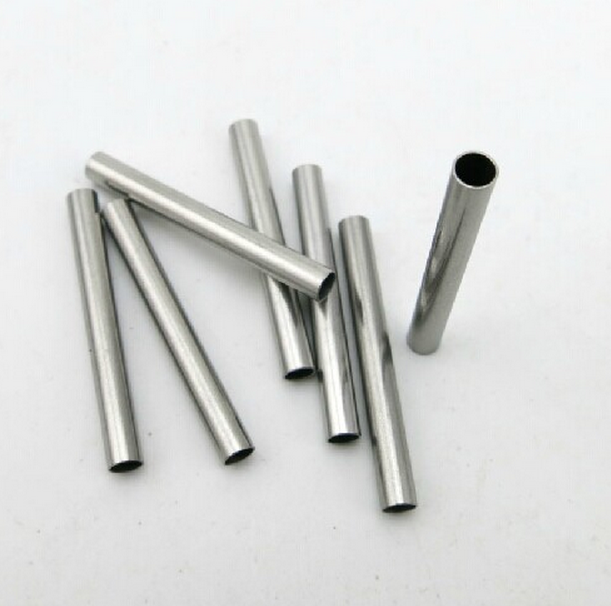 10pcs/lot K366 2.8-7.5mm Small Steel Pipe Bearing Tube Bushings Metal Shaft Bracket Hollow Tube Free Shipping Russia